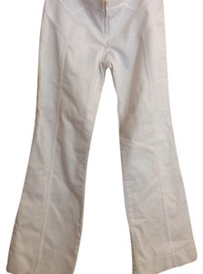 Tory Burch Wide Leg Pants White
