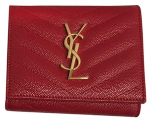 Saint Laurent Nwt Ysl Wallet