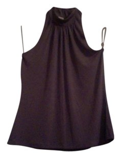 Michael Kors taupe (truffle) Halter Top