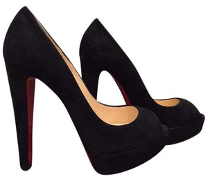 Christian Louboutin Altanana Platform black Pumps
