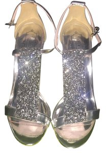 Ted Baker London Silver Sandals