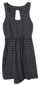 Silence + Noise short dress Navy Pocket on Tradesy