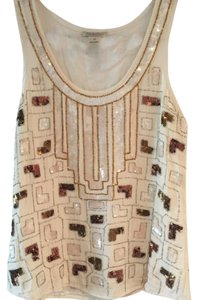 Lucky Brand Top Cream / Multi