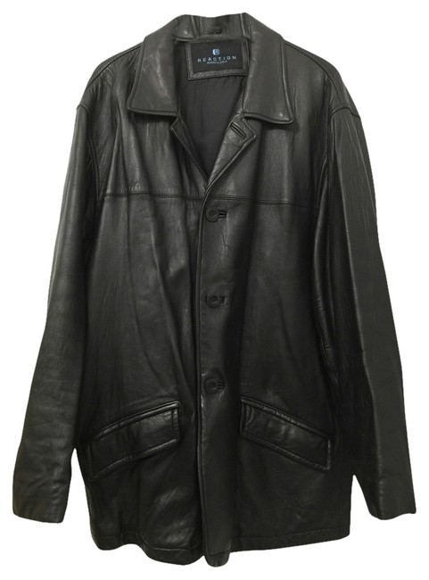 Kenneth Cole Reaction Black Jacket
