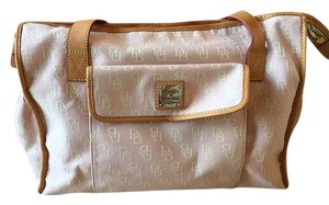 Dooney & Bourke pink Diaper Bag