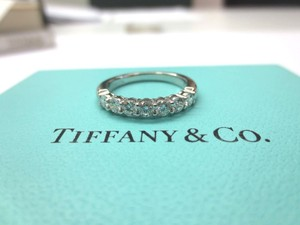 Tiffany & Co. Tiffany & Co Platinum Diamond Ring