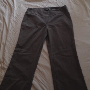My Michelle Boot Cut Pants Light gray