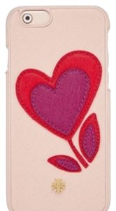 Tory Burch Heart Applique Hardshell Case For Iphone 6