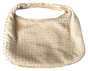 Bottega Veneta Intrecciato Leather Hobo Bag