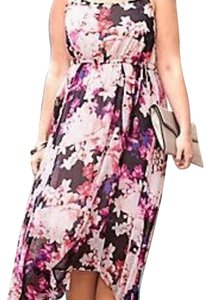 Floral Maxi Dress by Lane Bryant
