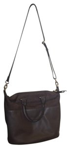 Banana Republic Mixed Media Cross Body Bag