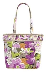 Vera Bradley Three O Tote in Portobello Road