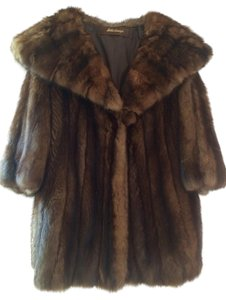 Hattie Carnegie Fur Fur Coat