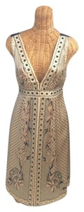 Nanette Lepore Silk Lined Sleeveless Dress