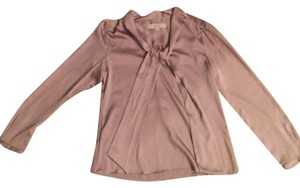 Ann Taylor LOFT Top Light pink