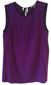 Juicy Couture Top Purple, black