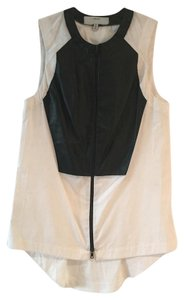 Robert Rodriguez Top White, black