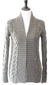 Ann Taylor Chunky Cable Knit Sweater