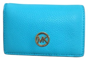 Michael Kors Fulton Medium Slim Leather Wallet