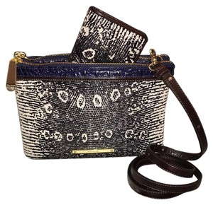 Brahmin Deceptively Roomy Cross Body Bag