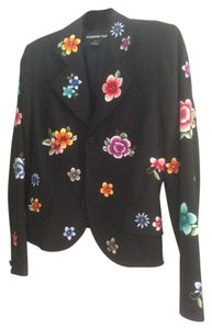 Vivienne Tam Embroidered Jacket