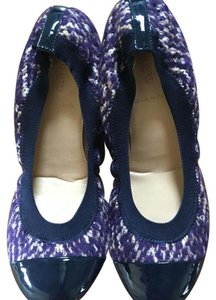 J.Crew Purple/blue Flats
