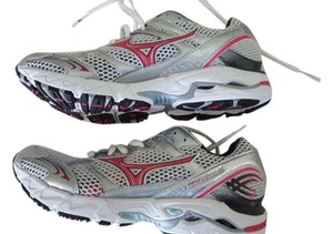 Mizuno Sneakers White Athletic