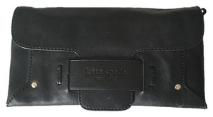 Kate Spade Envelope black Clutch