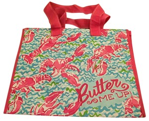 Lilly Pulitzer Tote In Lobstah Roll