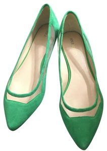 Sole Society Green Flats