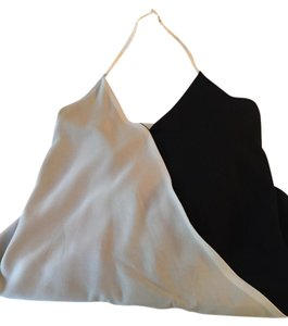 dance and marvel black and white Halter Top