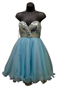 Tony Bowls Party Prom Dress