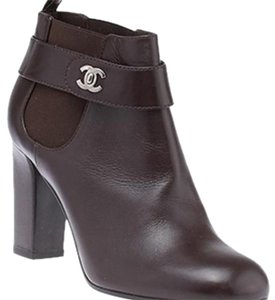 Chanel Brown Boots/Booties Brown Boots