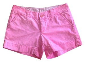 Lilly Pulitzer Preppy Shorts Hot Pink