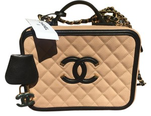 Chanel Classic Vanity Handbags New Shoulder Bag