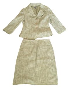 Ann Taylor Ann Taylor Tweed Skirt Suit