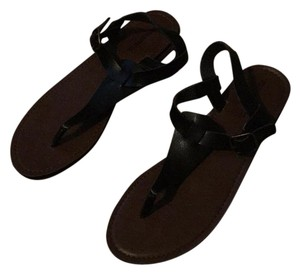 Mossimo Supply Co. Brown and black Sandals