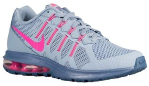Nike Hot Pink Max Workout Blue Grey/Pink Athletic
