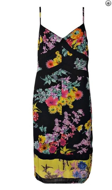Other short dress Floral Print on Tradesy
