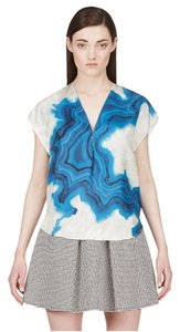 3.1 Phillip Lim Top White / Blue