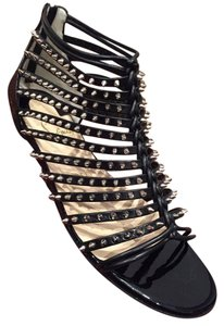 Christian Louboutin Millaclou Spike black Sandals