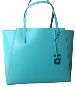 Kate Spade Tote in Fresh Air/Island Deep