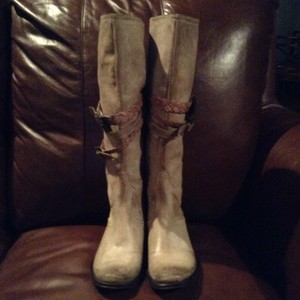 Mark Nason Tan Boots