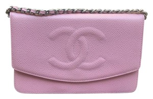Chanel Mini Woc Classic Handbag Cross Body Bag