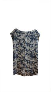 Club Monaco short dress blue multi Blue on Tradesy