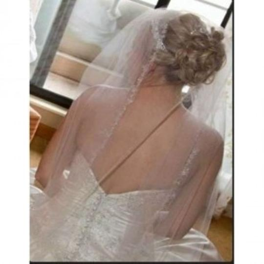 Preload https://item5.tradesy.com/images/ansonia-bridal-ivory-long-embroidered-crystal-bridal-veil-174794-0-0.jpg?width=440&height=440