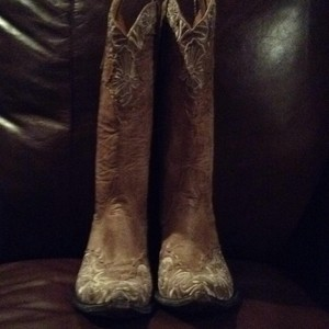 Old Gringo Bone Boots