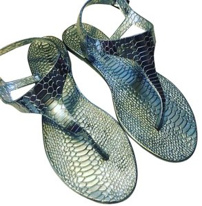 Rampage Silver Sandals