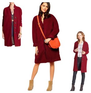 Free People Pea Coat