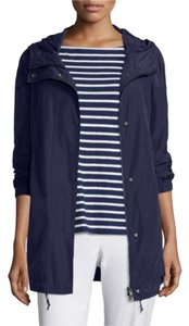 Eileen Fisher Windbraker Nylon MIDNIGHT NAVY Jacket